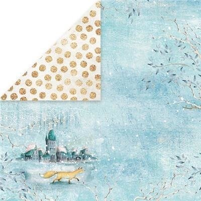 Papier do scrapbookingu 30,5x30,5 Winter Dream - 03